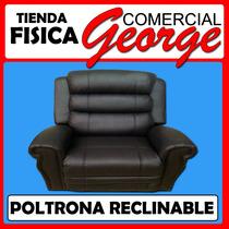 Poltrona Reclinable Butaca ,comercial George,boleita Norte
