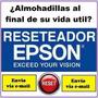 Reset Epson Tx130 T21 T50 Solucion Error De Almohadillas