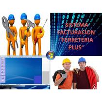 Sistema Facturacion Para Ferreterias V-plus