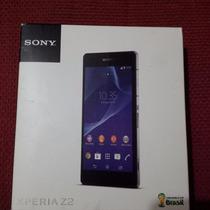 Telefono Sony Xperia Z2 Nuevo En Su Caja Liberado Blanco