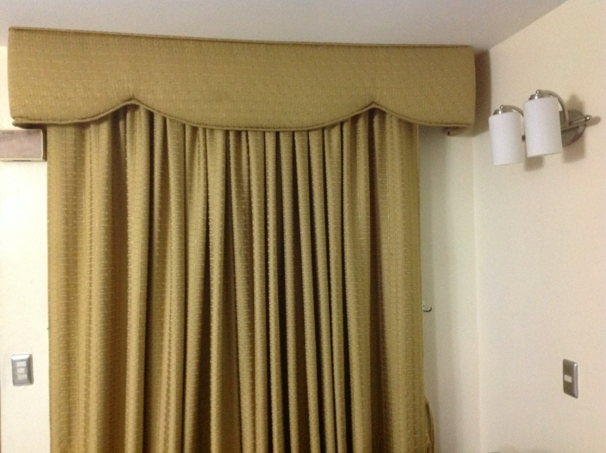 Pin cortinas para mi casa on pinterest for Soporte para cortinas