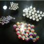 Cristales Para Uñas, Pedrería, Incrustaciones - Inv Caro Mio