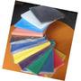 Tapas Para Encuadernar Plasticas Colores Translucidos 50 Und