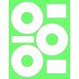 300 Etiquetas Autoadhesivas Para Cd