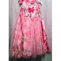Vendo Bello Vestido De Gala Original Youngland Niña Talla 6
