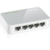Switch 5 Puertos 10/100mbps Tp Link Tl-sf1005d