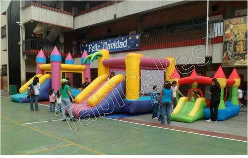 Tabicakes Agencia Festejo,combos,inflables,fiesta Infantiles