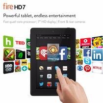 Tablet Kindle Fire Hd7 16gb Wifi 4ta Generación + Case