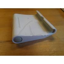Base Plegable Blanca Para Mini Ipad,slate 7 Y Otras