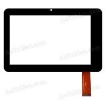 Pantalla Mica Tactil Touch Para Tablet Utech 760