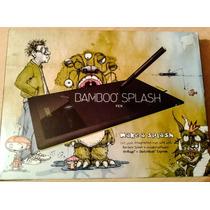 Tableta Digitalizadora Bamboo Splash 95.000bs