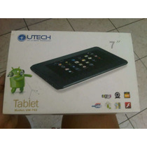 Tablet Android Utech Um-760
