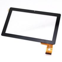 Mica Tactil Tablet China 7 Pulgadas Negra Zhc-126a