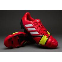 Tacos Zapatos Calzado Futbol Adidas Nitrocharge 3.0 Original