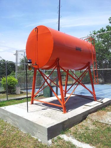 Tanques De Agua O Combustible De Diferentes Capacidades