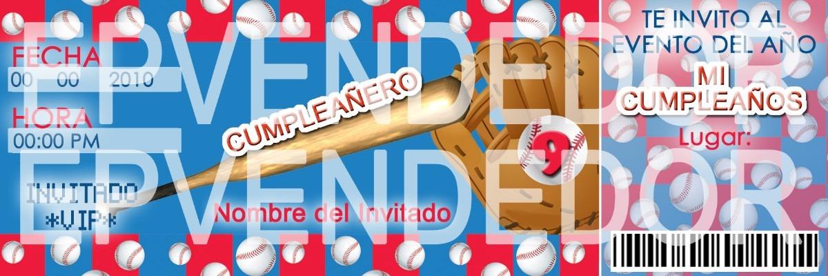 De Beisbol Para Tarjetas De Cumpleaños Imagui