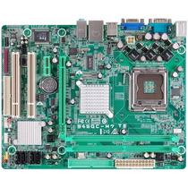 Tarjeta Madre Biostar 945gc-m7 Con 2.66ghz Core2duo 1gb Ddr2