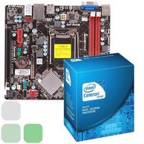 Combo Procesador Intel Dual Core + Tarjeta Madre Lga Intel
