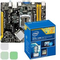 Combo Procesador Intel Core I3 + Tarjeta Madre + Hd Graphics