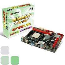Tarjeta Madre Biostar Socket Am3 Amd 760g Fx Phenom 2x Ddr3