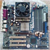 Tarjeta Madre Intel P4 Socket 478 Con Procesador Incluido