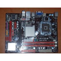 Tarjeta Madre Biostar G41d3c Intel Socket 775.