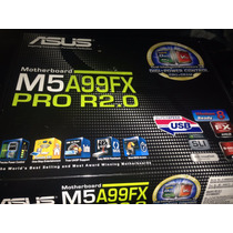 Tarjeta Madre Asus M5a99fx Pro R2.0 + Fx-8150