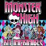 Kit Imprimible Monster High 2x1