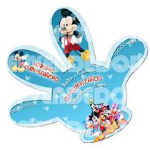 Imagen De Invitacion Mickey Mouse -invitaciones Epvendedor