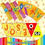 Kit Imprimible Yo Gabba Gabba Personalizado