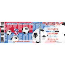 Imagen De Invitacion Futbol - Football - Epvendedor