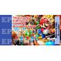 24 Tarjetas Para Cotillon Mario Bros - Epvendedor