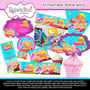 Kit Imprimible Barbie Sirena2 Tarjetas Invitaciones 2x1