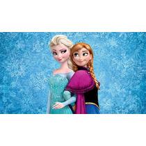 Video Invitacion De Frozen, Tarjeta Digital , Invitación