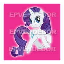 20 Sticker Adhesivos Pequeño Pony Calcomanias 5x5 - Epvended