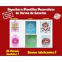 Cenefas Stenciles O Plantillas Decorativas...
