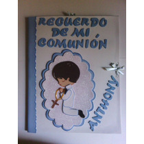 Tarjeton Comunion, Minnie, Baby Shower Graduacion En Foami