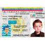 Cédulas Infantiles (tarjetas De Identificación Para Niñ@s)