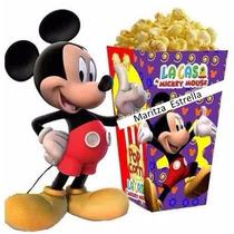 Kit Imprimible La Casa Mickey Mouse Invitaciones Recuerdos