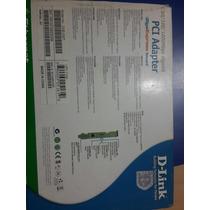 Tarjeta Pci.para Pc Marca D.link.modelo Dge530t.10/100/1000