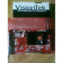 Tarjeta De Video Ati Radeon Hd 3450 Agp 512mb Ddr2