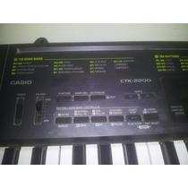 Teclado Casio Ctk 2200 Negociable Muy Poco Uso