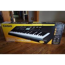 Teclado Casio Ctk 2400 Como Nuevo ! Profesional ! Completo