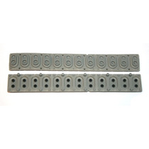 Gomas Teclados Korg Rubber Key Contact
