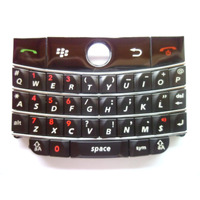 Teclado Blackberry Bold 9000 Original Negro