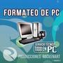 Formateo Computadoras, Laptops - Servicio Tecnico Pc