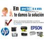 Servicio Integral En Reparacion De Impresoras
