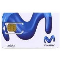 Chip Movistar (0212) Telefonia Fija Llevalo En Tu Celular