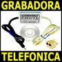 Grabador Espia De Llamadas Telefonicas Por Computadora Cantv
