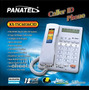 Telefono Panatel Id Cantv Memoria 500 Numeros Lcd Display